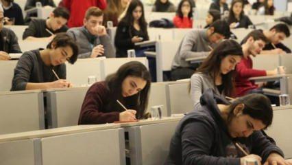 YKS için geri sayım! Sınava girecekler bunlara dikkat!