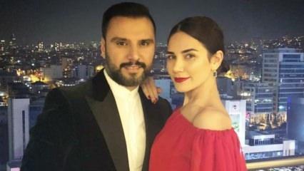 Buse Varol'dan eşi Alişan'a sürpriz doğum günü partisi!