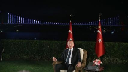 Cumhurbaşkanı Erdoğan: Ben farklı isimler önermiştim