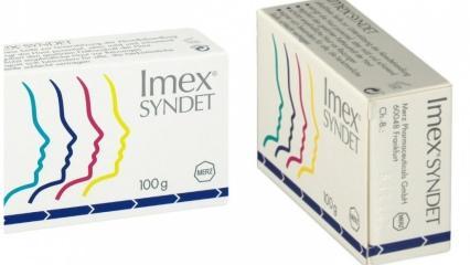 İmex Syndet Akne Sabunu ne işe yarar? İmex Syndet Akne Sabunu nasıl kullanılır?