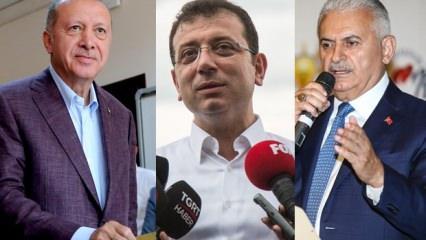 Liderlerin oy kullandığı sandıktan en çok oyu kim aldı? İşte sonuçlar