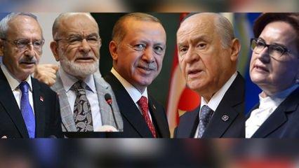 İşte liderlerin 23 Haziran seçim sonuçlarını takip ettiği yerler