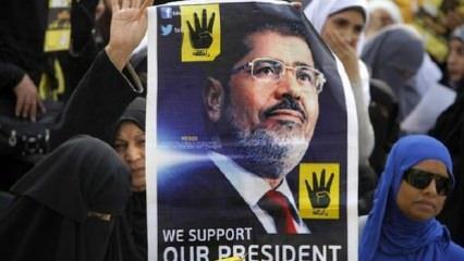 Mursi'nin oğlu: 'Babam! Allah'ın huzurunda buluşacağız!'
