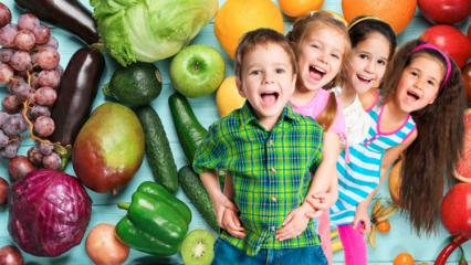 Sebze sevmeyen ve yemeyen çocuğa ne yapılmalı? Çocuğa ıspanak yedirmek için...