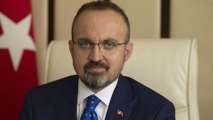 Seçim sonrası AK Partili Turan'dan dikkat çeken açıklama