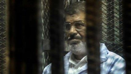 Şehit Mursi'den tarihe geçen savunma!