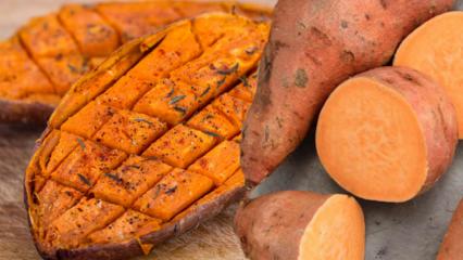 Tatlı patatesin faydaları nelerdir? Tatlı patates hangi hastalıklara iyi gelir?