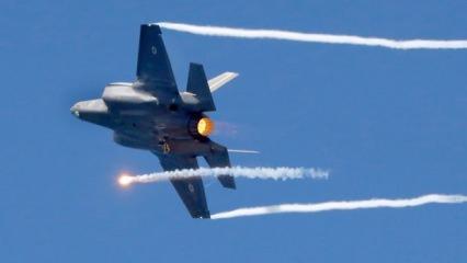 F-35'lere parça üreten fabrikaya siber saldırı şoku: Üretim durdu