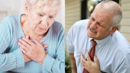 Kalp krizi öncesi belirtiler nelerdir? En etkili kalp krizi tedavisi...