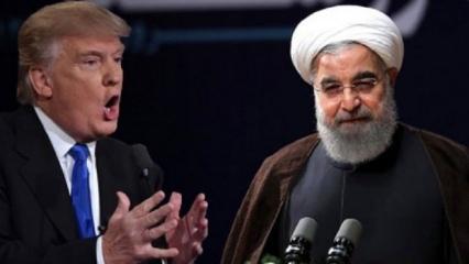 Savaş kapıya dayandı! Trump 'ezeceğiz' demişti, Ruhani'den sert cevap