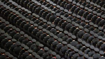 TSK'da OHAL sonrası ihraç edilen personel sayısı...