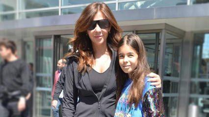 Acun Ilıcalı'nın eski eşi Zeynep Yılmaz'dan Melisa'lı paylaşım!