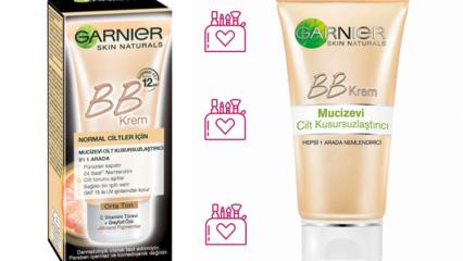 Garnier BB krem nasıl kullanılır? Garnier BB krem yorumları 2019