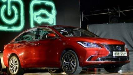 O ülke elektrikli otomobiline kavuştu! Şaşırtan tasarım