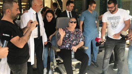 Ünlü şovmen Mehmet Ali Erbil taburcu oldu! İlk sözleri...