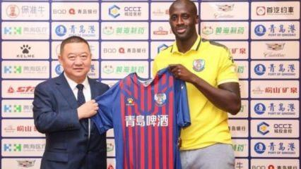 Yaya Toure, Çin'e transfer oldu