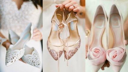 Yazın gelin ayakkabısı seçerken nelere dikkat edilir?