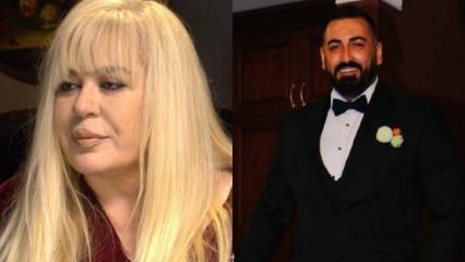 Zerrin Özer'in boşanma aşamasında olduğu Murat Akıncı'ya ret
