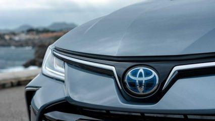 2019 Toyota Corolla Hybrid fiyatı ve özellikleri: Toyota herşeyi yeniledi!