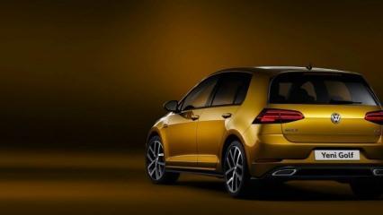 2019 Volkswagen Golf Türkiye fiyatı ve donanım özellikleri: İşte yeni Golf