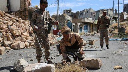 Yemen'de çatışma! Ölü ve yaralılar var