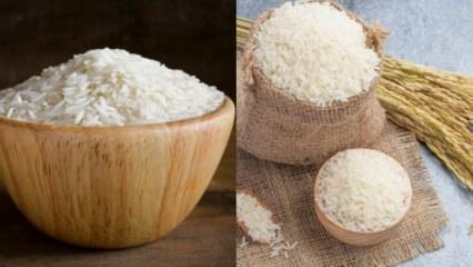 Çiğ pirinç yutarak zayıflamak için hangi püf noktalarına uyulması gerekir?