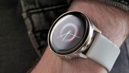 Samsung'tan Apple Watch Seri 4'e rakip geliyor! İşte yeni özellikleri