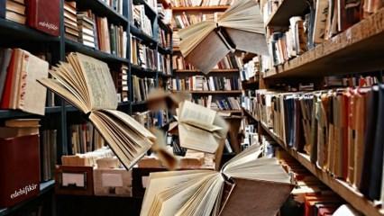 Türkiye'de 31 bin 451 kütüphane olduğu açıklandı!