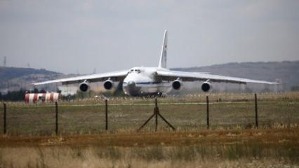 Ve Milli Savunma Bakanlığı duyurdu! S-400'ler Ankara'da...