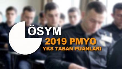 2500 kadın erkek Polis alımı: 2019 PMYO başvuru şartları ve YKS taban puanı...