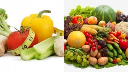 Zayıflamak için efsane alternatif: 3 günde 3 kilo verdiren diyet listesi!