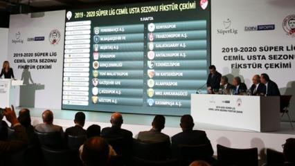 Beşiktaş'tan Galatasaray ve fikstür isyanı!