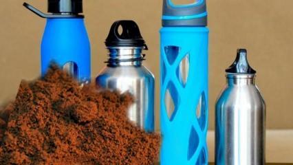 Cam şişelerin kokmaması için ne yapılmalı? Şişe kokusu nasıl önlenir?