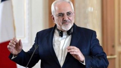 İran'dan Zarif açıklaması! Trump'tan daha fazla yetkiye sahip