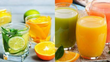 Şok diyet listesi: 1 ayda 20 kilo verdiren Sıvı Diyetinde neler içilir?