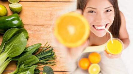 En etkili diyetler! Fazla kilolardan kurtulmak için sağlıklı diyet listesi
