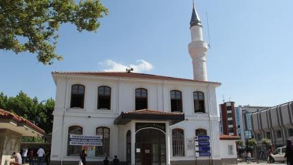 696 yaşındaki cami yenileniyor!