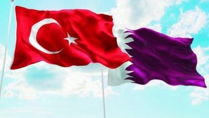 Saldırı sonrası Katar'dan Türkiye açıklaması