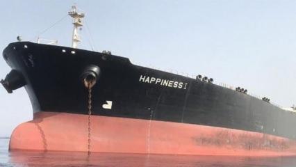 Dikkat çeken zamanlama! Suudi Arabistan gemiyi serbest bıraktı!
