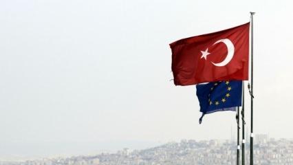 Türkiye'den AB'nin kararına sert tepki
