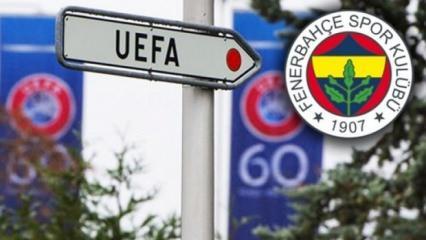 UEFA'nın Fenerbahçe kararı belli oldu!