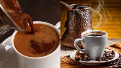 Türk Kahvesi içmek zayıflatır mı: Türk Kahvesi Diyeti yapmanın avantajı!