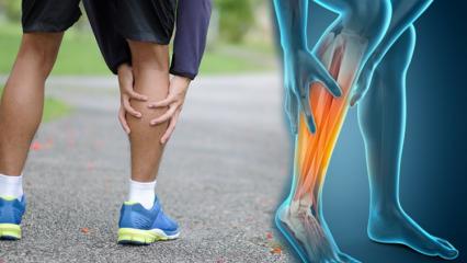Baldır ağrısı neden olur? Baldır ağrısı neyin belirtisidir? Baldır ağrısı nasıl geçer?