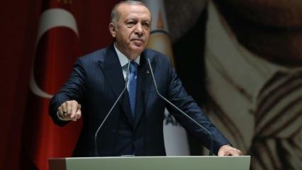 Başkan Erdoğan'dan ABD'ye sert 'F-35' ve 'S-400' mesajı!