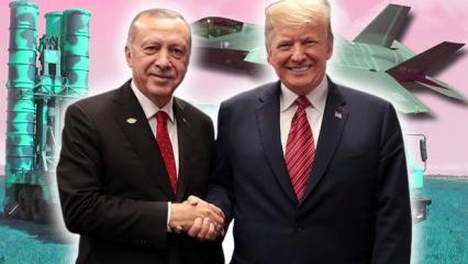 Dünya gündemine bomba gibi düşen iddia: Trump, Erdoğan'a güvence verdi