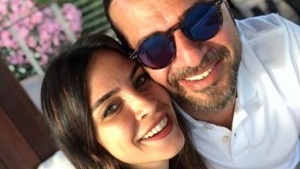 Engin Altan Düzyatan doğum gününü eşi Neslişah Alkoçlar'la kutladı