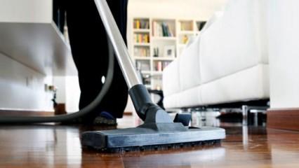 Yeni taşınanlar için ev temizliği önerileri