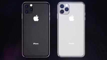 iPhone 11'in görüntüsü yayınladı: İşte yayınlanan video!