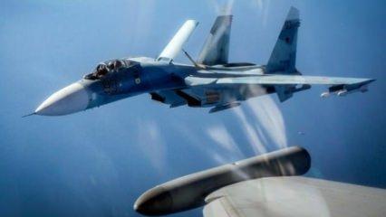 Japon savaş uçakları havalandı! Rus ve Çin uçakları da harekete geçti