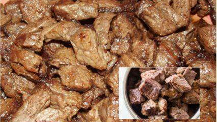 Kuzu ve koyun kavurma nasıl yapılır? Koyun eti pişirmenin püf noktaları